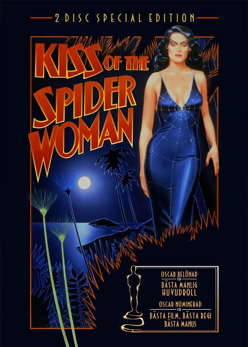 Spindelkvinnans kyss