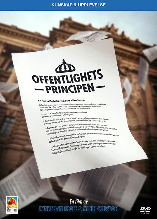 Offentlighetsprincipen