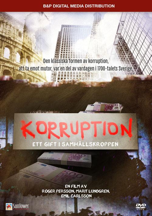Korruption – Ett gift i samhällskroppen