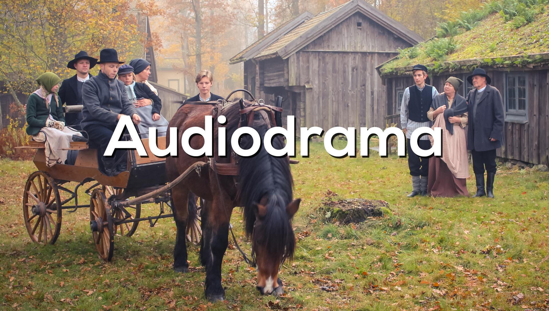 SunTower och Nordic United lanserar Audiodrama
