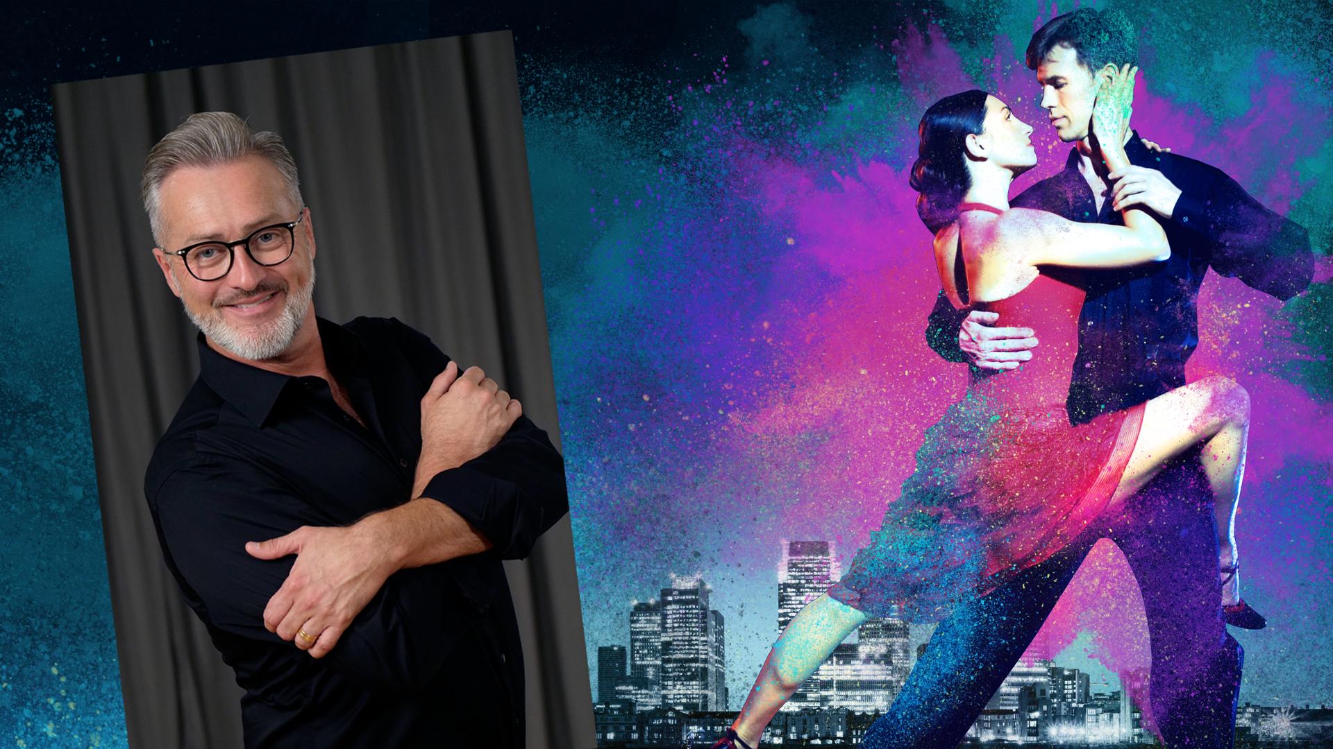 I dansens värld med Tony Irving